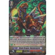 G-TCB01/015EN Blade Dragon, Jigsawsaurus Double Rare (RR)