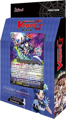 Trial Deck 8 Vampire Princess of the Nether Hour (G-TD08)