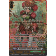 G-BT06/SR02EN Ranunculus Flower Maiden, Ahsha Secret Rare (SR)