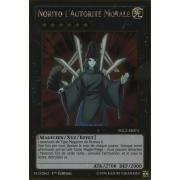PGL3-FR074 Norito l'Autorité Morale Gold Rare