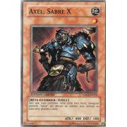 HA01-FR010 Axel, Sabre X Super Rare