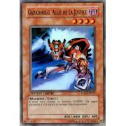 HA01-FR015 Garadholg, Allié de la Justice Super Rare