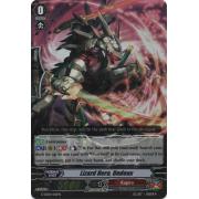 G-LD02/012EN Lizard Hero, Undeux Triple Rare (RRR)