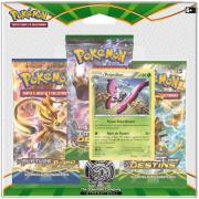 Pack 3 Boosters Pokémon XY 10 Impact des Destins - Version Prismillon