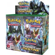 Boite de 36 Boosters Booster Pokémon XY 10 Impact des Destins