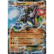 XY10_54/124 Zygarde EX Ultra Rare
