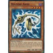 MIL1-EN003 Holding Arms Super Rare