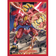 Protèges cartes Cardfight Vanguard G Vol.211 Chronofang Tiger