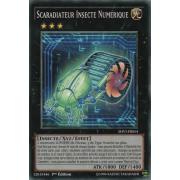 SHVI-FR054 Scaradiateur Insecte Numérique Commune