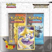 Pack 2 Boosters Pokémon Collection Pokémon Fabuleux - Version Jirachi