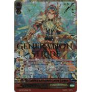 G-BT07/001EN Sunrise Ray Radiant Sword, Gurguit Super Generation Rare (SGR)