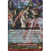 G-BT07/006EN Super Cosmic Hero, X-gallop Triple Rare (RRR)