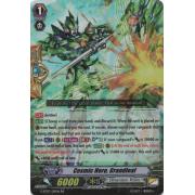 G-BT07/019EN Cosmic Hero, Grandleaf Double Rare (RR)