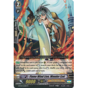 G-BT07/028EN Flame Wind Lion, Wonder Ezel Rare (R)