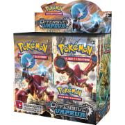 Boite de 36 Boosters Pokémon XY 11 Offensive Vapeur