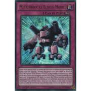 MVP1-FR030 Métalobloc le Blocus Mobile Ultra Rare