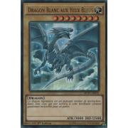 MVP1-FR055 Dragon Blanc aux Yeux Bleus Ultra Rare