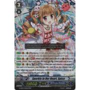 G-CB03/005EN Sparkle in Her Heart, Spica Triple Rare (RRR)