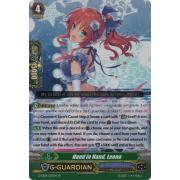 G-CB03/007EN Hand in Hand, Leona Double Rare (RR)