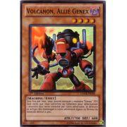HA04-FR004 Volcanon, Allié Genex Super Rare