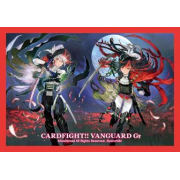 Protèges cartes Cardfight Vanguard G Vol.222 Lycoris Musketeer, Saul & Vera