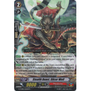 G-TCB02/024EN Stealth Beast, Slicer Wolf Rare (R)