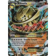 XY11_68/114 Méga Steelix EX Ultra Rare