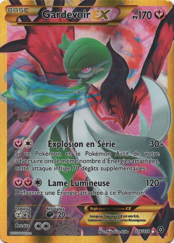 Xy11 116 114 gardevoir ex - Carte pokemone ex ...