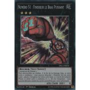DRL3-FR024 Numéro 51 : Finisseur le Bras Puissant Secret Rare