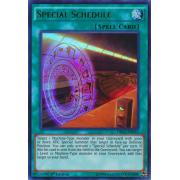 DRL3-EN073 Special Schedule Ultra Rare