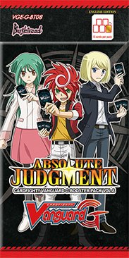 Booster Absolute Judgment (G-BT08)