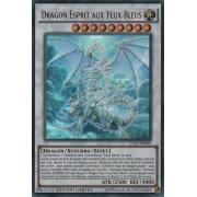 CT13-FR009 Dragon Esprit aux Yeux Bleus Ultra Rare