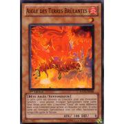 HA05-FR008 Aigle Des Terres Brûlantes Super Rare