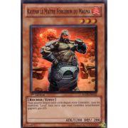 HA05-FR012 Kayenn Le Maître Forgeron Du Magma Super Rare