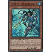 MP16-FR236 Neptabysses, le Prince de l'Atlantide Ultra Rare