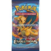 Boite de 36 Boosters Booster Pokémon XY 12 Évolutions XY