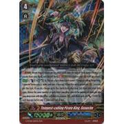 G-BT08/009EN Tempest-calling Pirate King, Goauche Triple Rare (RRR)