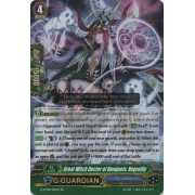 G-BT08/019EN Great Witch Doctor of Banquets, Negrolily Double Rare (RR)