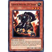 "STBL-EN022 Karakuri Ninja mdl 339 ""Sazank"" Super Rare"