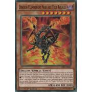LDK2-FRJ02 Dragon Flamboyant Noir aux Yeux Rouges Commune