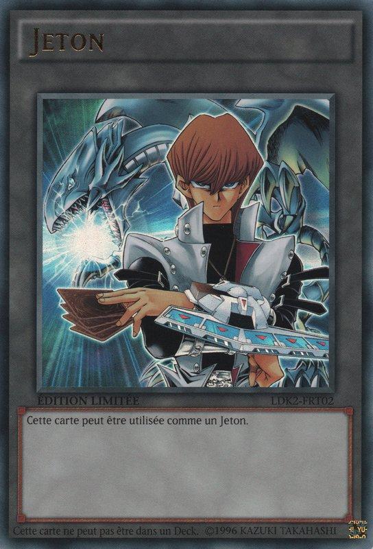 LDK2-FRT02 Jeton Kaiba Ultra Rare