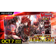 Tapis Cardfight Vanguard G One Steeped in Sin, Scharhrot