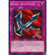 LDK2-ENJ36 Kunai with Chain Commune