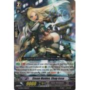 G-CB04/020EN Steam Maiden, Shag-kusa Rare (R)