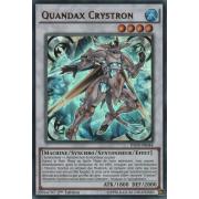 INOV-FR044 Quandax Crystron Ultra Rare