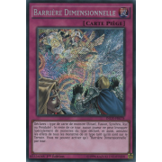 INOV-FR078 Barrière Dimensionnelle Secret Rare