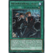 INOV-FR088 MISSION ESPIRALE - Assaut Rare