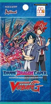 Booster Divine Dragon Caper (G-BT09)