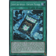DESO-FR023 Script des Abysses - Fantasme Magique Super Rare