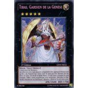GENF-FR044 Tiras, Gardien de la Genèse Secret Rare